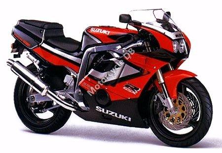 Suzuki GSX 750 F (reduced effect) 1991 20178
