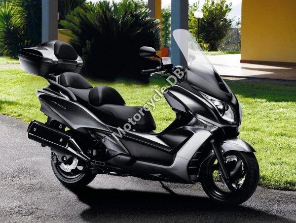 Honda SW-T400 2009 9762