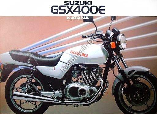 Suzuki GSX 400 L 1982 9009