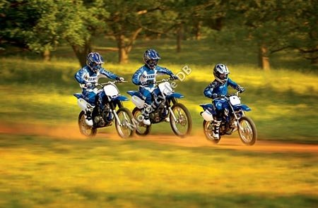 Yamaha TT-R 125 E 2006 5223