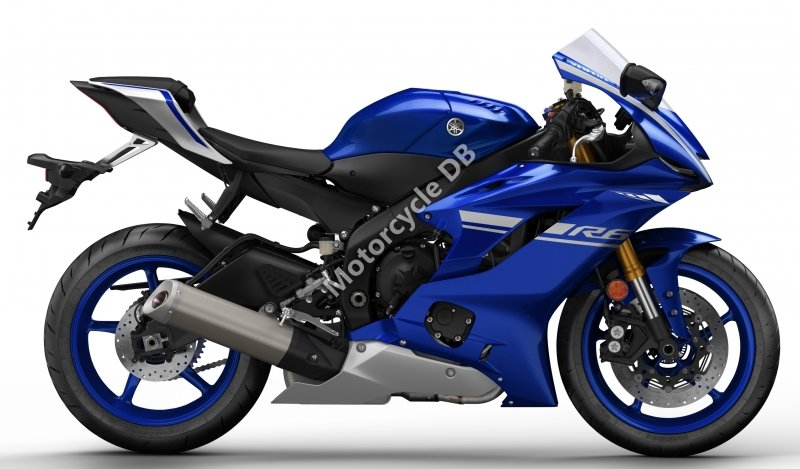 Yamaha YZF-R6 2017 25683