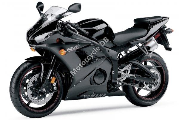 Yamaha YZF-R6 2005 12305