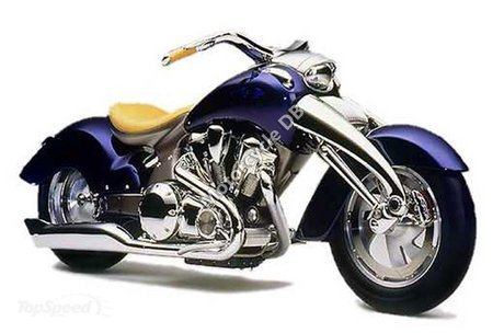 Honda VTX1300R Retro 2008 20814