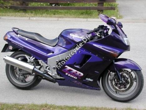Kawasaki ZZR 1100 (2001)