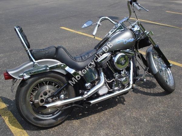 Harley-Davidson FXSTC 1340 Softail Custom 1992 8667