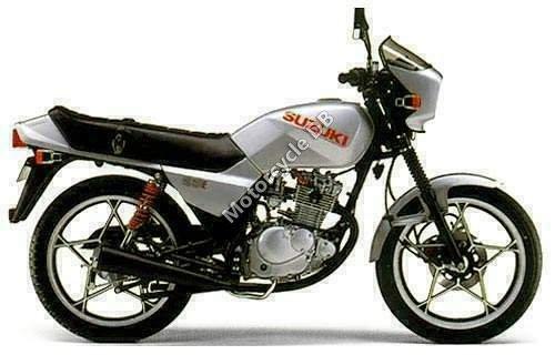 Suzuki GS 125 ES 1997 13932