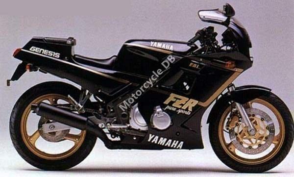 Yamaha FZR 250 1988 1760