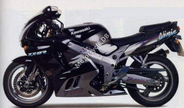 Kawasaki ZX-9R Ninja 1996 19191
