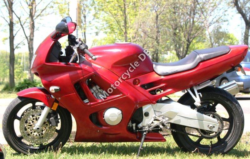 Honda CBR 600 F 1998 30481