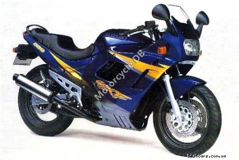 Suzuki GSX 750 F (reduced effect) 1990 18212