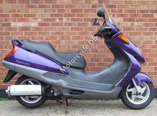 Honda FES 250 Foresight 1998 11605