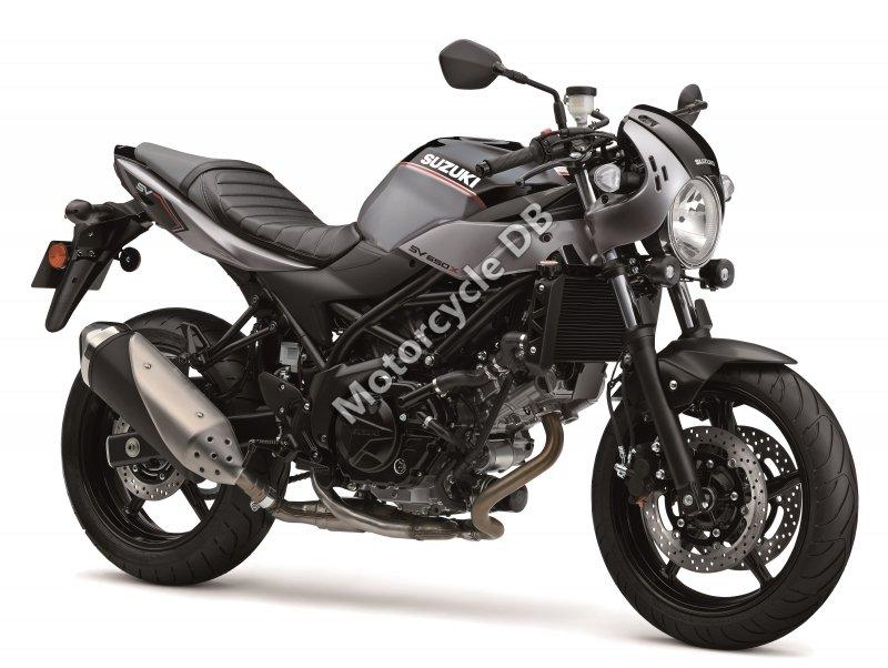 Suzuki SV650X 2018 28000