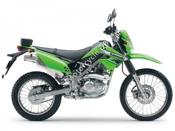 Kawasaki KLX125 2014 23491