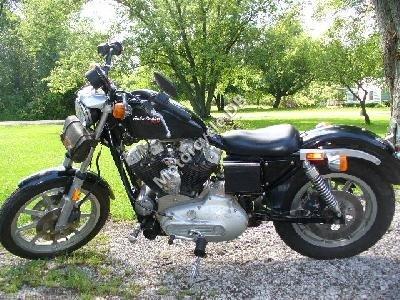 Harley-Davidson XLX 1000-61 1983 8231