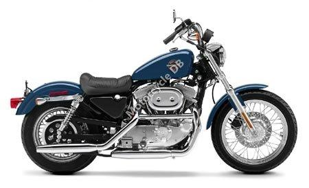 Harley-Davidson XLH Sportster 883 2002 9356