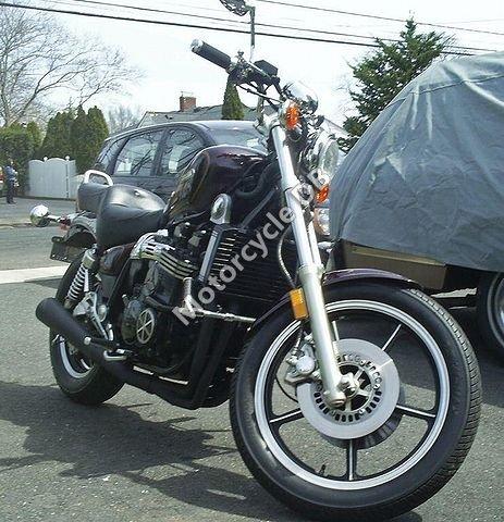 Yamaha XJ700XS 1986 11970