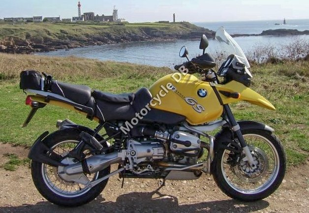BMW R 1150 GS Adventure 2005 6635 Thumb