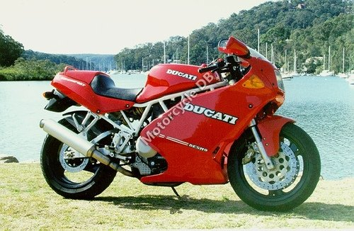 Ducati 900 SS Super Sport 1992 15483