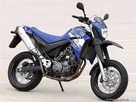 Yamaha XT 600 (reduced effect) 1987 18299