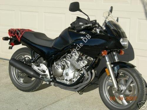 Yamaha XJ 600 S Diversion 1994 7827