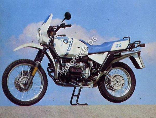 BMW R 100 GS 1988 12786