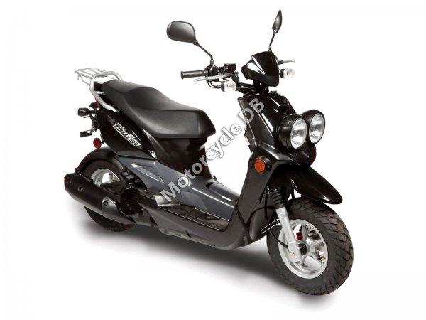 Yamaha BWs Naked 2011 22613