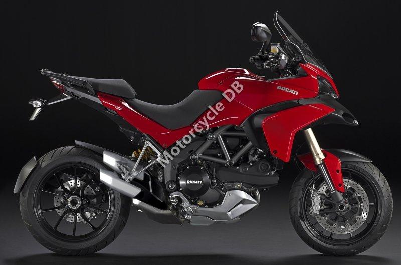 Ducati Multistrada 1200 2013 31492