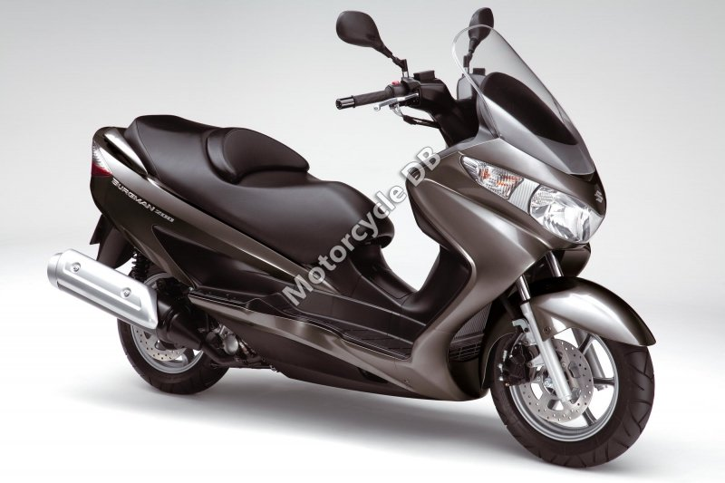 Suzuki Burgman 200 2018 28334