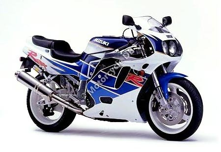 Suzuki GSX-R 1100 (reduced effect) 1992 17790