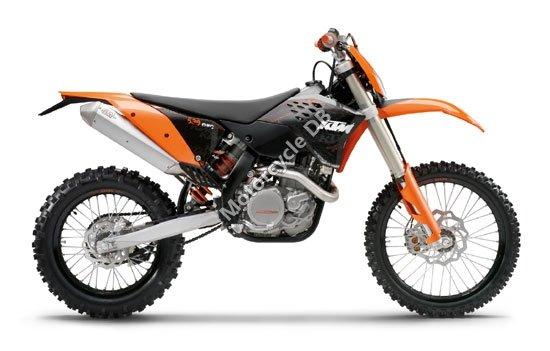 KTM 530 EXC 2009 3637