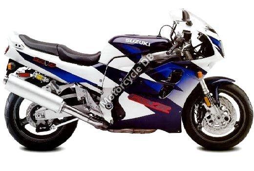 Suzuki GSX-R 1100 1996 11181