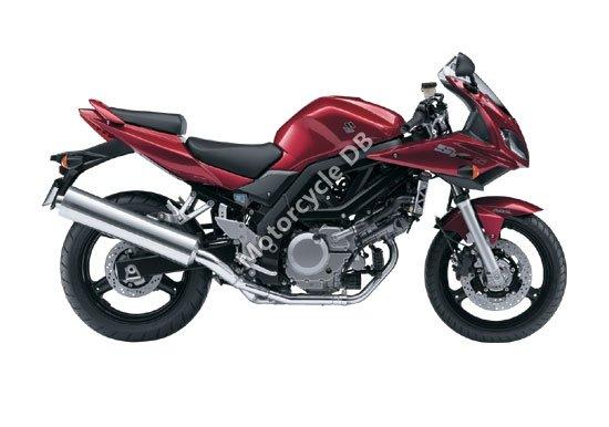 Suzuki SV 650 S ABS 2007 2061