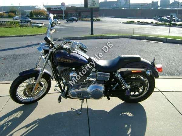 Harley-Davidson FXD Dyna Super Glide 2000 9306