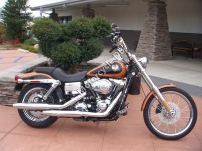 Harley-Davidson FXDWG Dyna Wide Glide 2008 11579
