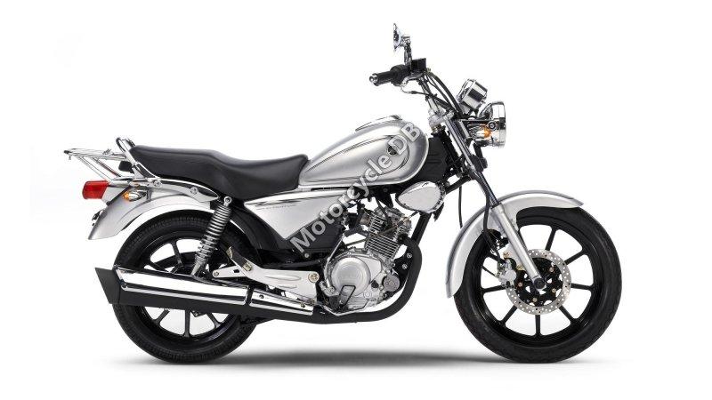 Yamaha YBR125 Custom 2015 25925