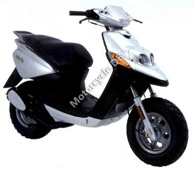 Yamaha BWs Next Generation 2010 18537