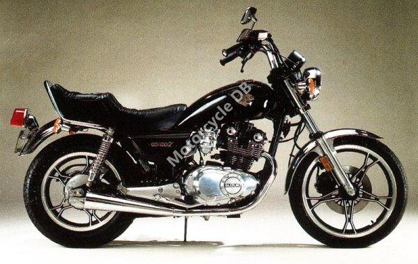 Suzuki GS 450 L 1987 6702