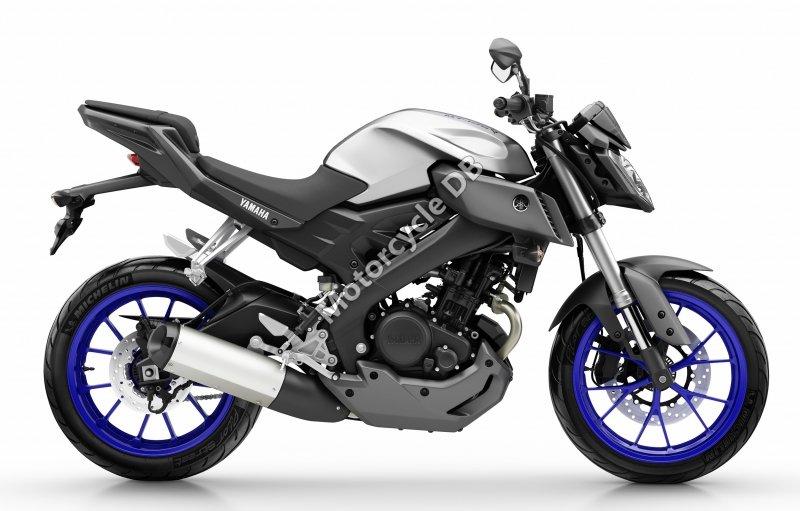 Yamaha MT-125 2016 25942