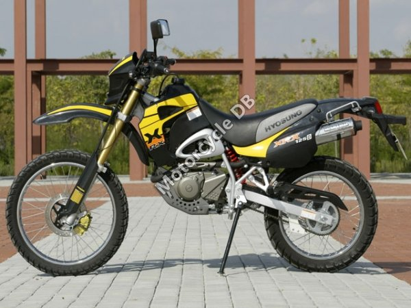 Hyosung RX 125 2003 12137