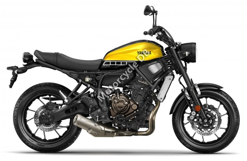 Yamaha XSR700 2016 26291