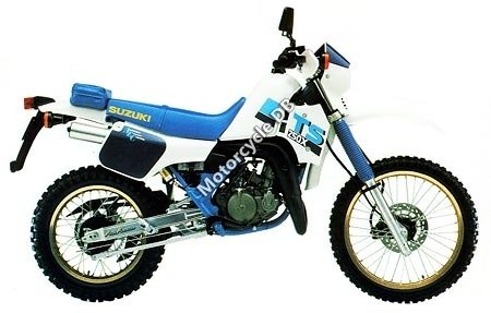 Suzuki TS 250 X 1986 10335