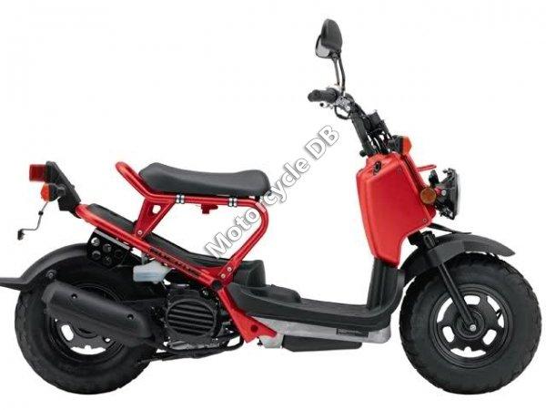 Honda Zoomer 2009 15473