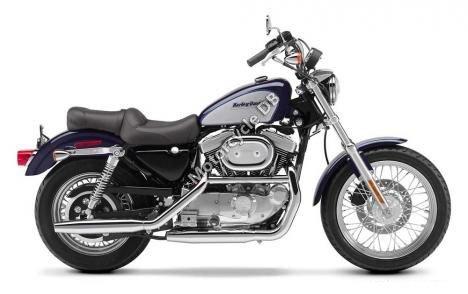 Harley-Davidson FLTC 1340 Tour Glide Classic (reduced effect) 1988 12543