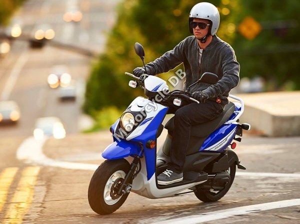Yamaha Zuma 50FX 2014 23756