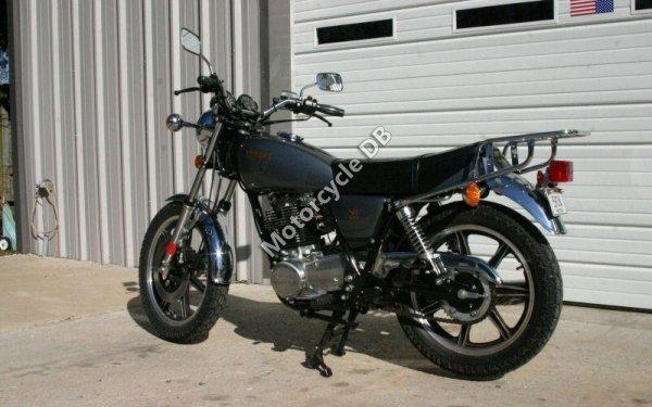 Yamaha SR 500 T 1991 18441