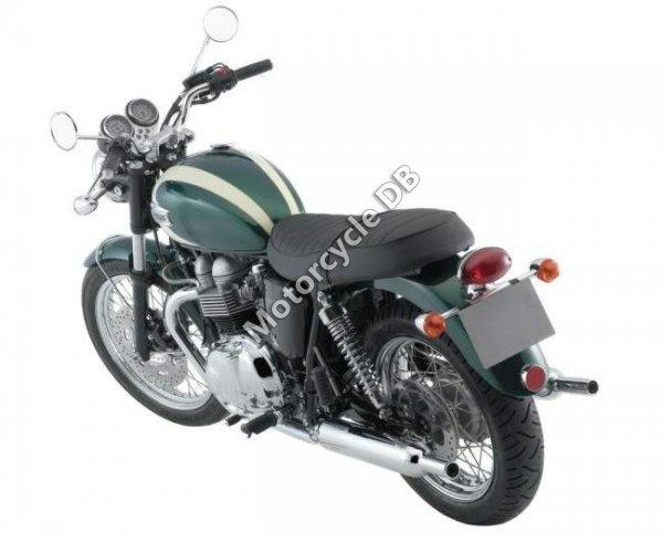 Triumph Bonneville T100 2007 1727