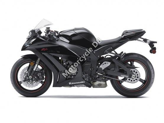 Kawasaki Ninja ZX-10R 2011 4816