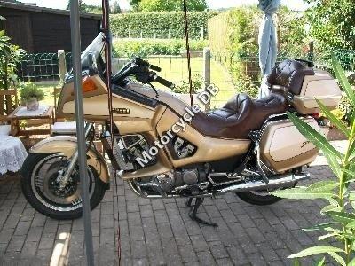 Yamaha XVZ 12 T 1988 15092