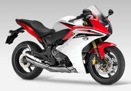 Honda CBR600F 2013 24711