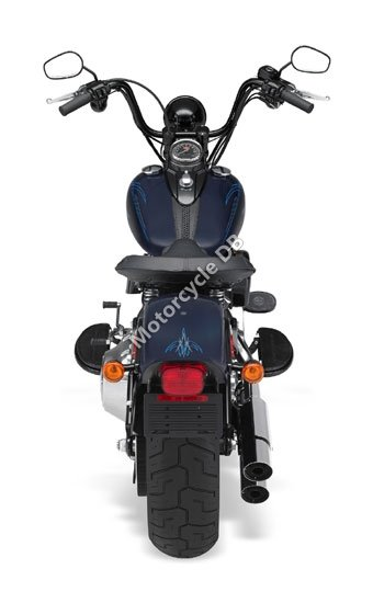 Harley-Davidson FLSTSB Softail Cross Bones 2009 3124